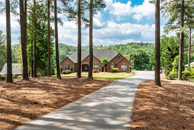 5369 Beacon Ridge Drive, Granite Falls, NC 28630 (#3516115) :: Rinehart Realty