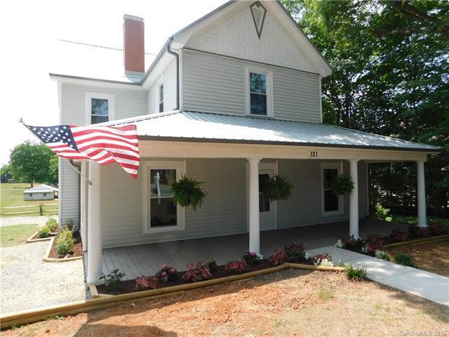 121 N Main Street N, New London, NC 28127 (#3516189) :: Carolina Real Estate Experts