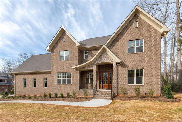 3632 Randolph Road, Charlotte, NC 28211 (#3516261) :: LePage Johnson Realty Group, LLC