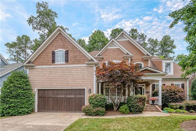 3317 Old Closeburn Court, Charlotte, NC 28210 (#3516400) :: Homes Charlotte