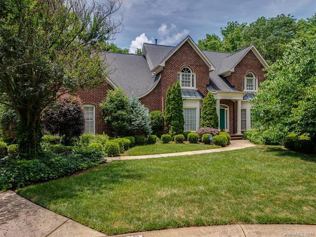 4500 Sir Winston Place, Charlotte, NC 28211 (#3516591) :: LePage Johnson Realty Group, LLC
