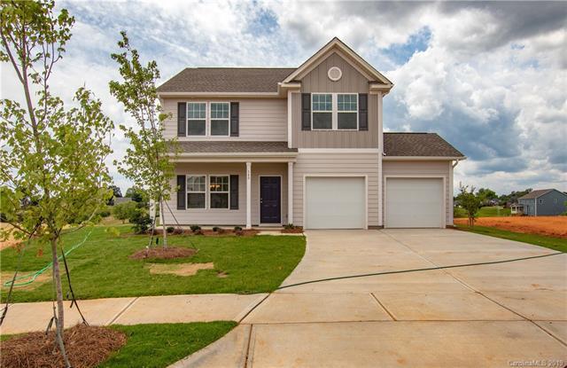 140 Jana Drive #64, Statesville, NC 28677 (#3516657) :: LePage Johnson Realty Group, LLC