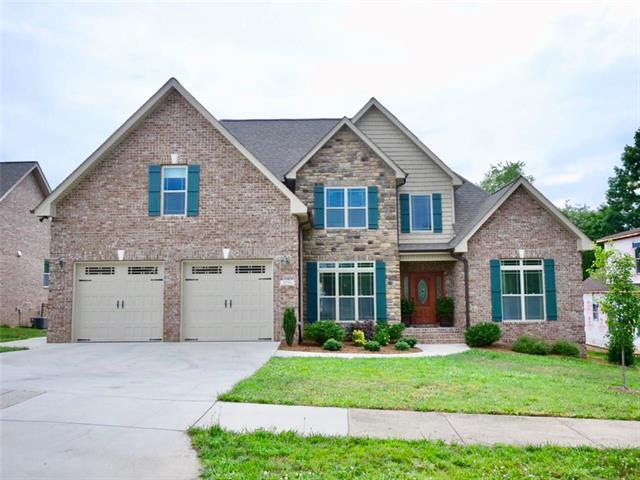 3793 9th St Drive NE, Hickory, NC 28601 (#3516678) :: High Performance Real Estate Advisors