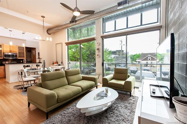 2116 Mcclintock Road #214, Charlotte, NC 28205 (#3516775) :: The Ramsey Group