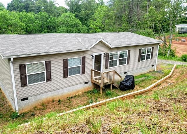 61 W Creek Drive #6, Alexander, NC 28701 (#3516837) :: Keller Williams Professionals