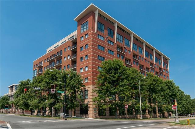 715 Church Street #501, Charlotte, NC 28202 (#3516874) :: Carlyle Properties
