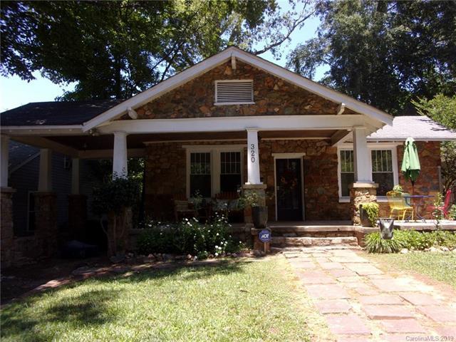 320 Wesley Heights Way, Charlotte, NC 28208 (#3516904) :: LePage Johnson Realty Group, LLC