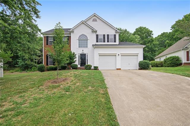 14715 Pomerol Lane, Pineville, NC 28134 (#3516956) :: Zanthia Hastings Team