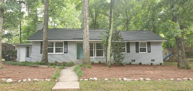 101 Robinson Avenue, Matthews, NC 28104 (#3517058) :: High Performance Real Estate Advisors