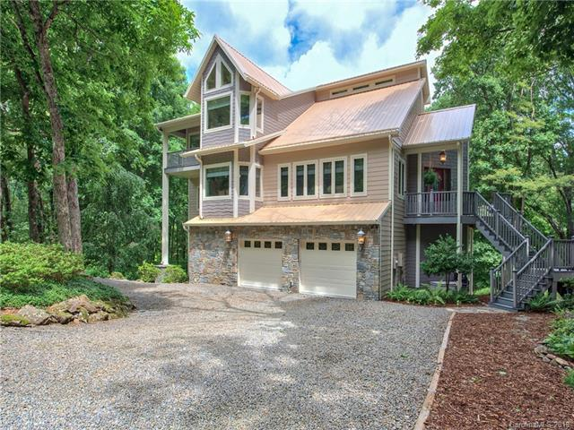 1082 Apple Creek Road, Waynesville, NC 28786 (#3517134) :: High Performance Real Estate Advisors