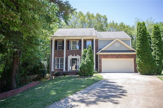 8412 Bridgestone Drive, Huntersville, NC 28078 (#3517163) :: MartinGroup Properties