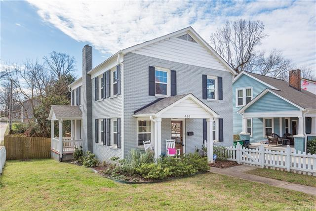 401 Woodvale Place, Charlotte, NC 28208 (#3517167) :: High Performance Real Estate Advisors
