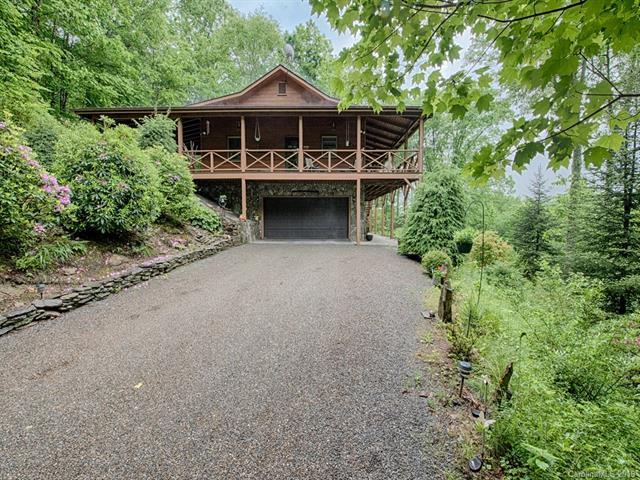 377 Sara Ridge Road, Waynesville, NC 28786 (#3517215) :: Keller Williams Professionals
