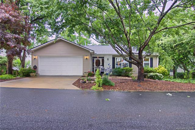 869 Sandburg Terrace, Hendersonville, NC 28791 (#3517229) :: Keller Williams Professionals