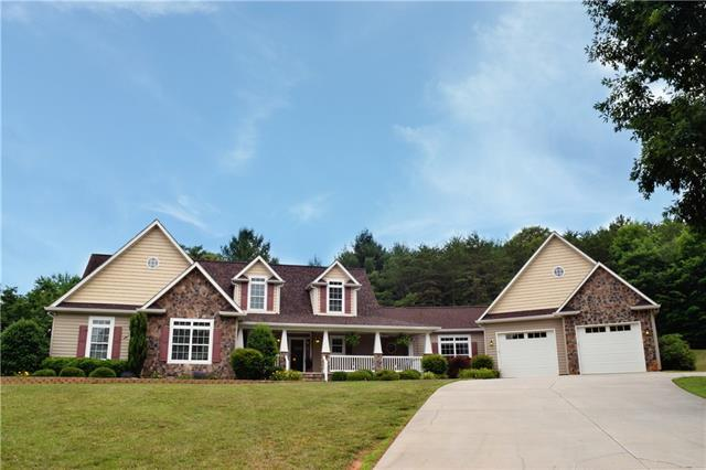 180 Glade Creek Drive, Taylorsville, NC 28681 (#3517244) :: Caulder Realty and Land Co.