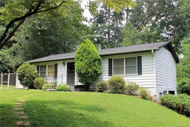 48 Springside Drive, Hendersonville, NC 28792 (#3517327) :: High Performance Real Estate Advisors