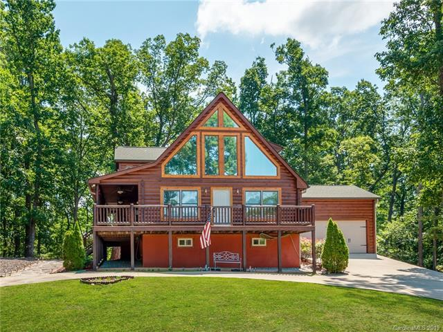 115 Mountain Springs Drive, Bostic, NC 28018 (#3517383) :: Charlotte Home Experts