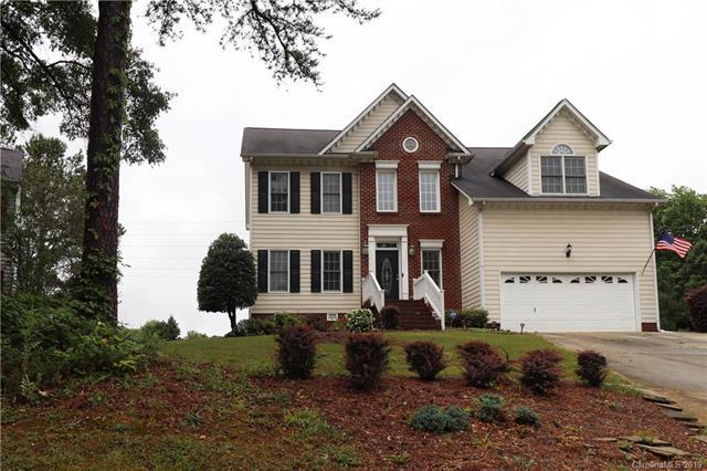 9711 Stoney Run Court, Charlotte, NC 28269 (#3517550) :: High Performance Real Estate Advisors
