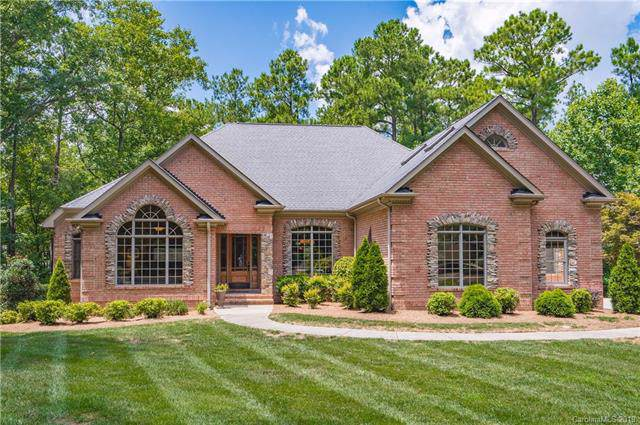 8618 Wellington Lane, Harrisburg, NC 28075 (#3517568) :: High Performance Real Estate Advisors