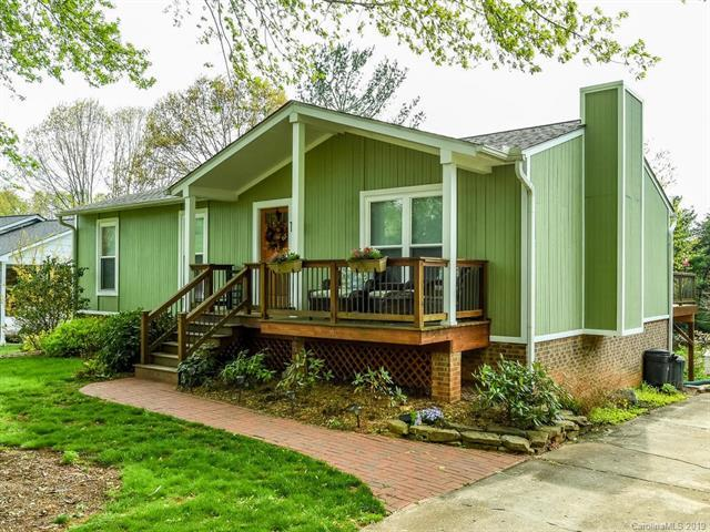 34 Knoll Ridge Drive, Asheville, NC 28804 (#3517571) :: Keller Williams Professionals