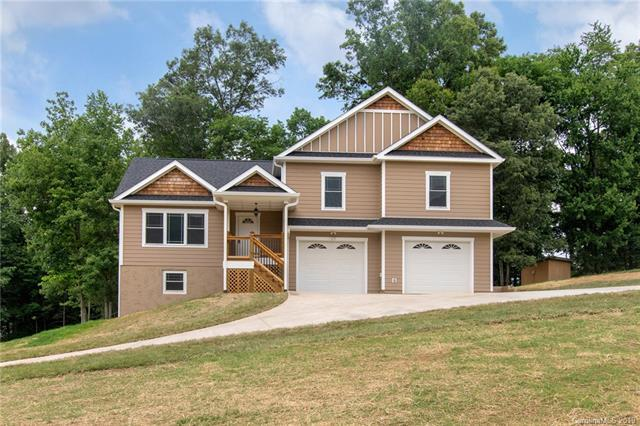109 Bobby Ridge Drive, Leicester, NC 28748 (#3517621) :: Team Honeycutt