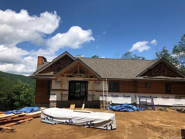491 Ambling Trace, Mars Hill, NC 28714 (#3517666) :: High Performance Real Estate Advisors