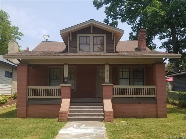 2108 Roslyn Avenue, Charlotte, NC 28208 (#3517686) :: LePage Johnson Realty Group, LLC