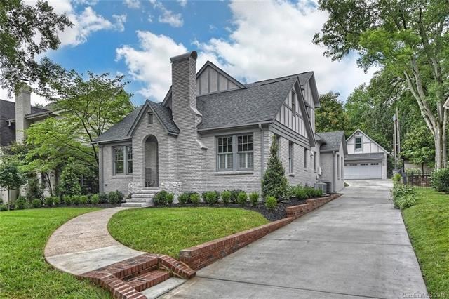 2714 Normandy Road, Charlotte, NC 28209 (#3517702) :: Homes Charlotte