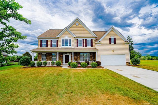 4380 Foxfield Court, Harrisburg, NC 28075 (#3517819) :: Odell Realty