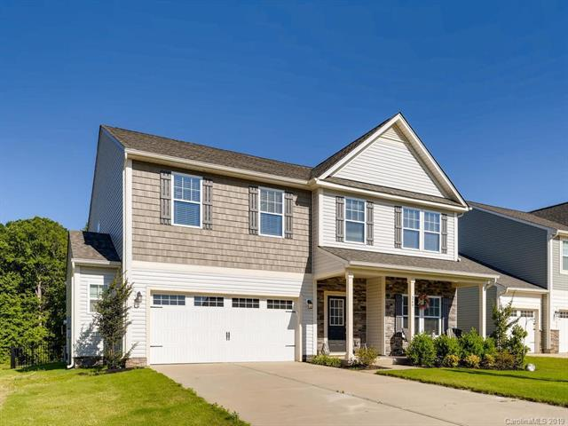 249 Fesperman Circle, Troutman, NC 28166 (#3517853) :: Carlyle Properties