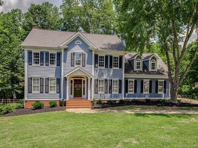 2300 Winterbrooke Drive, Matthews, NC 28105 (#3517854) :: High Performance Real Estate Advisors