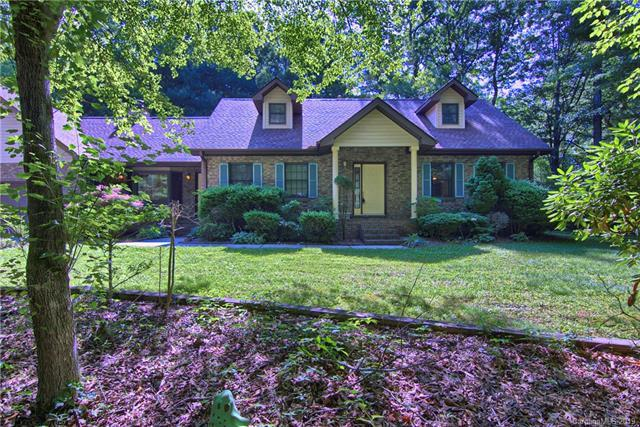 9 Greenwood Forest Drive, Etowah, NC 28729 (#3517860) :: Keller Williams Professionals