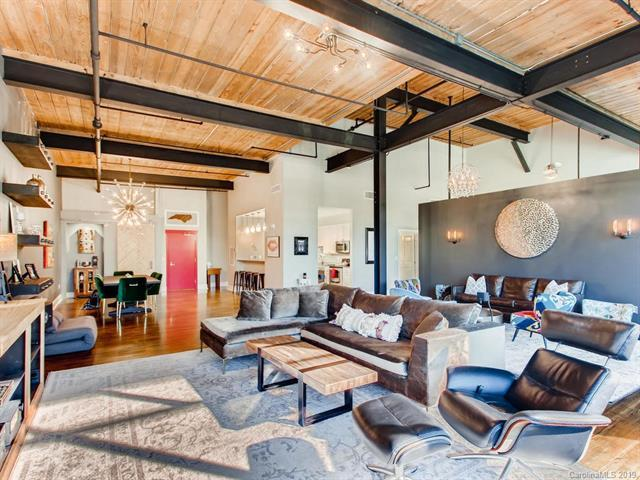 310 Arlington Avenue #404, Charlotte, NC 28203 (#3517877) :: Scarlett Real Estate
