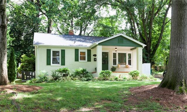 3123 Shenandoah Avenue, Charlotte, NC 28205 (#3518037) :: LePage Johnson Realty Group, LLC