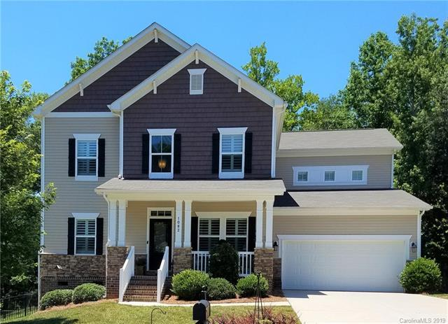 1082 Hallow Lake Terrace #204, Clover, SC 29710 (#3518105) :: Stephen Cooley Real Estate Group