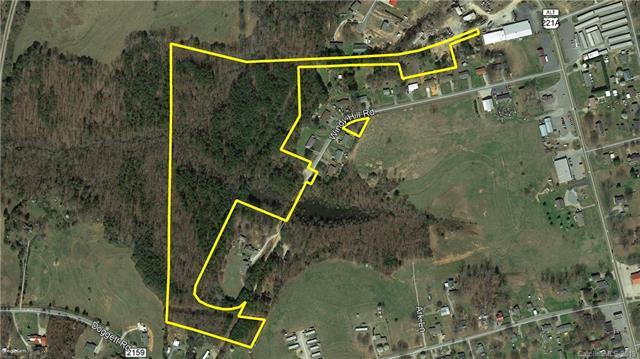 25.58 Ac Windy Hill Drive, Forest City, NC 28043 (#3518163) :: Keller Williams Professionals