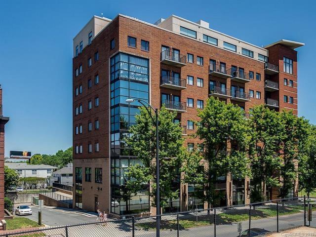 715 N Church Street #507, Charlotte, NC 28202 (#3518182) :: Scarlett Real Estate