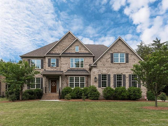 2520 Springs Drive, Charlotte, NC 28226 (#3518207) :: Puma & Associates Realty Inc.