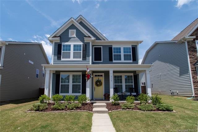 8114 Kalson Street, Huntersville, NC 28078 (#3518209) :: LePage Johnson Realty Group, LLC