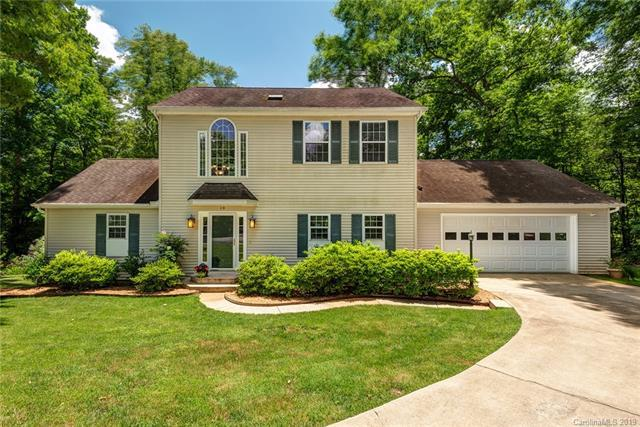10 White Oak Lane, Mars Hill, NC 28754 (#3518241) :: High Performance Real Estate Advisors