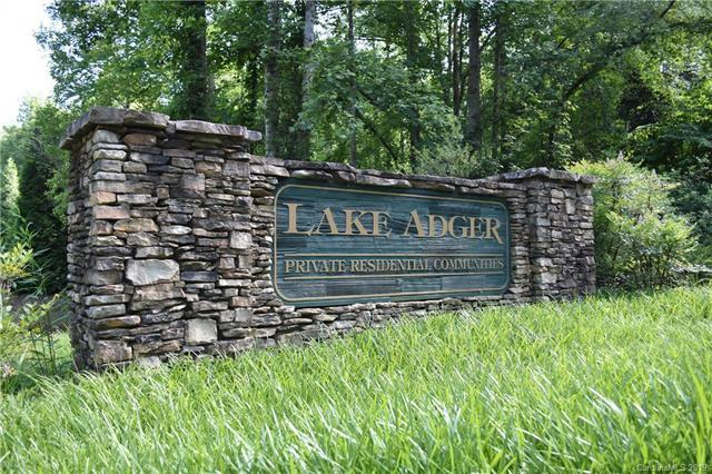 17 Lake Adger Parkway #17, Mill Spring, NC 28756 (#3518457) :: High Performance Real Estate Advisors