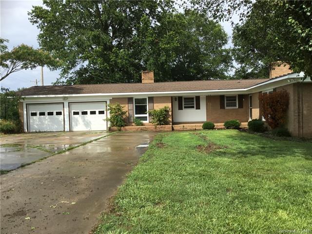5608 Lander Benton Road, Monroe, NC 28110 (#3518547) :: Miller Realty Group