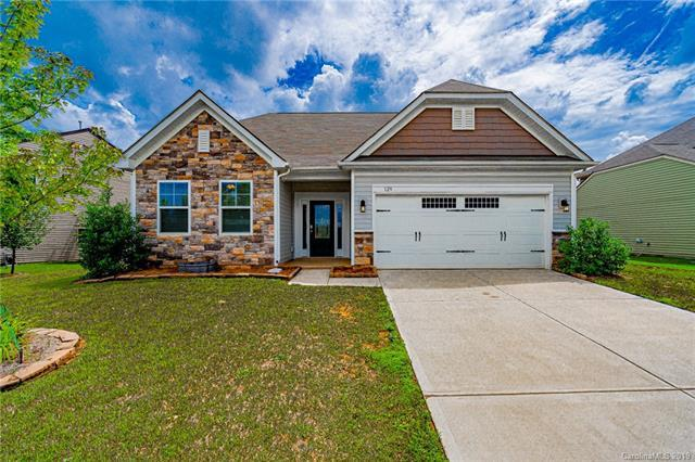 129 Marquette Drive, Mount Holly, NC 28120 (#3518591) :: Mitchell Rudd Group