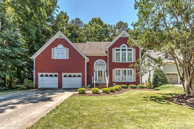 9111 Chimney Ridge Trail, Charlotte, NC 28269 (#3518694) :: High Performance Real Estate Advisors