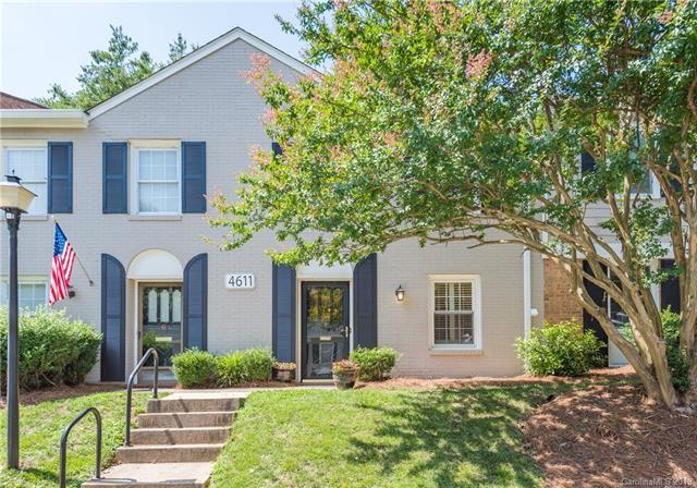 4611 Hedgemore Drive H, Charlotte, NC 28209 (#3518748) :: Stephen Cooley Real Estate Group