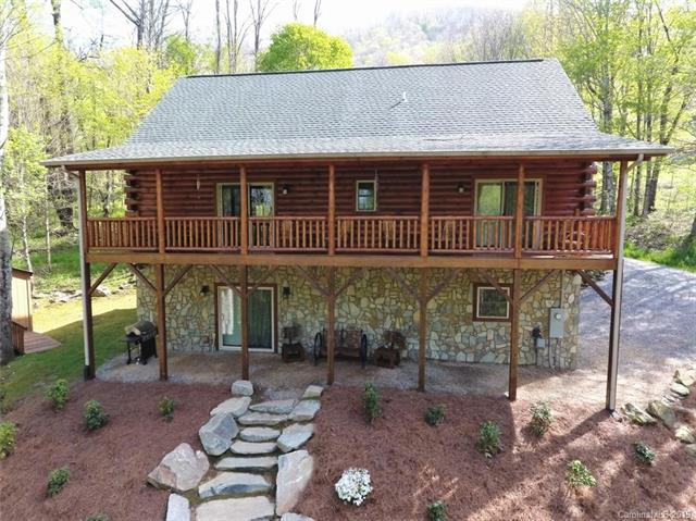 44 Crickhollow Lane, Waynesville, NC 28786 (#3518899) :: High Performance Real Estate Advisors