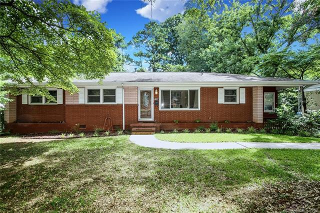 4017 Winfield Drive, Charlotte, NC 28205 (#3518937) :: IDEAL Realty