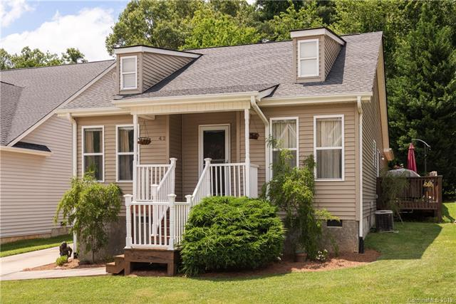 42 Woodcreek Circle, Swannanoa, NC 28778 (#3518938) :: Keller Williams Professionals