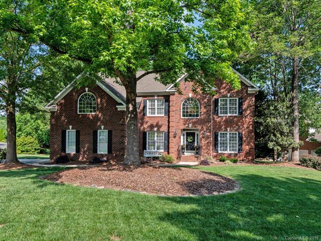 8604 Pennington Court, Waxhaw, NC 28173 (#3518986) :: The Andy Bovender Team