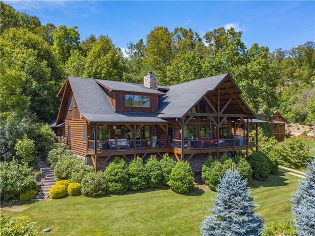 169 Covered Bridge Trail, Waynesville, NC 28785 (#3518996) :: LePage Johnson Realty Group, LLC